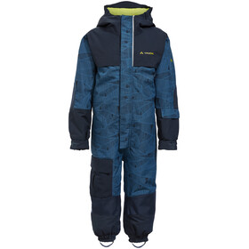 VAUDE Snow Cup Overall Kids deep water